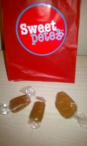 Sea Salt Caramels- YUMM