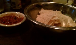Gluten Free Chips and Salsa