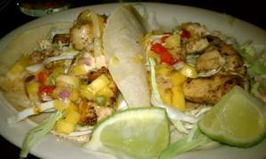 Mahi Tacos gluten free tacolu jacksonville beach margarita