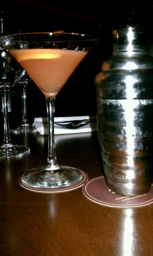 ruby red grapefruit martini seasons 52 gluten free jacksonville