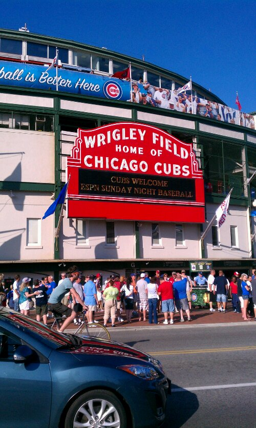 gluten free wrigley field chicago