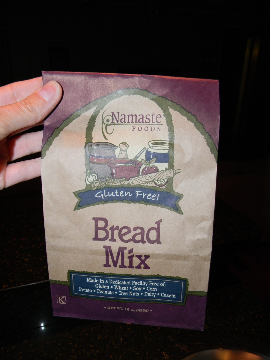 namaste gluten free bread mix jacksonville, fl