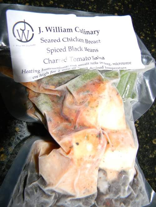 prepared gluten free meals seared chicken breast  J. William Culinary