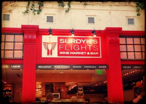 surdyk's flights gluten free jacksonville