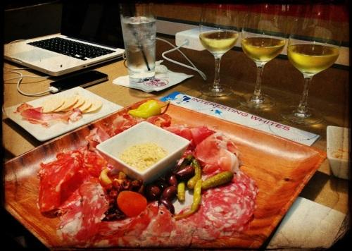 surdyk's flights gluten free jacksonville wine flight and meat plate