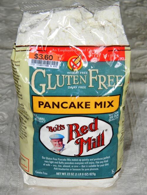 bobs red mill pancake mix gluten free jacksonville