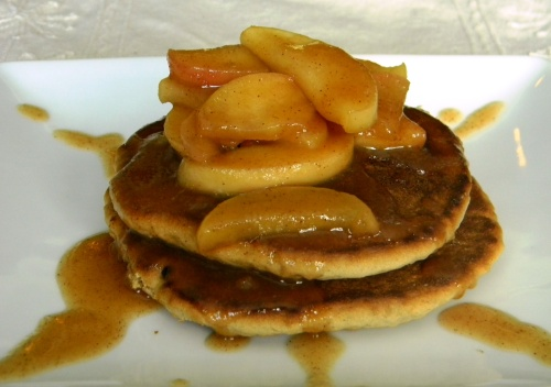 bobs gluten free pancakes quinoa apple compote gluten free jacksonville