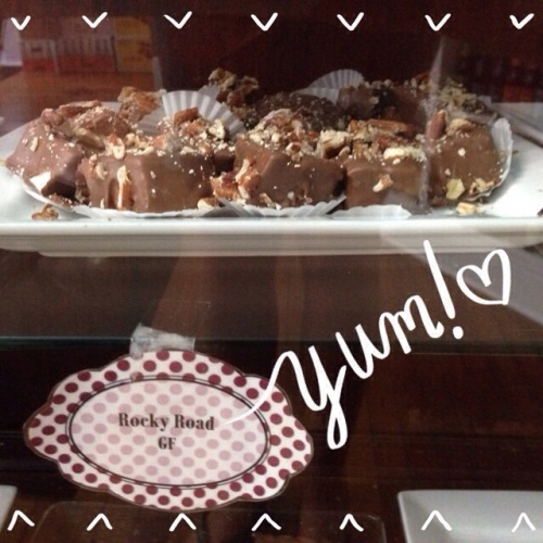 sweet petes gluten free jacksonville rocky road chocolates