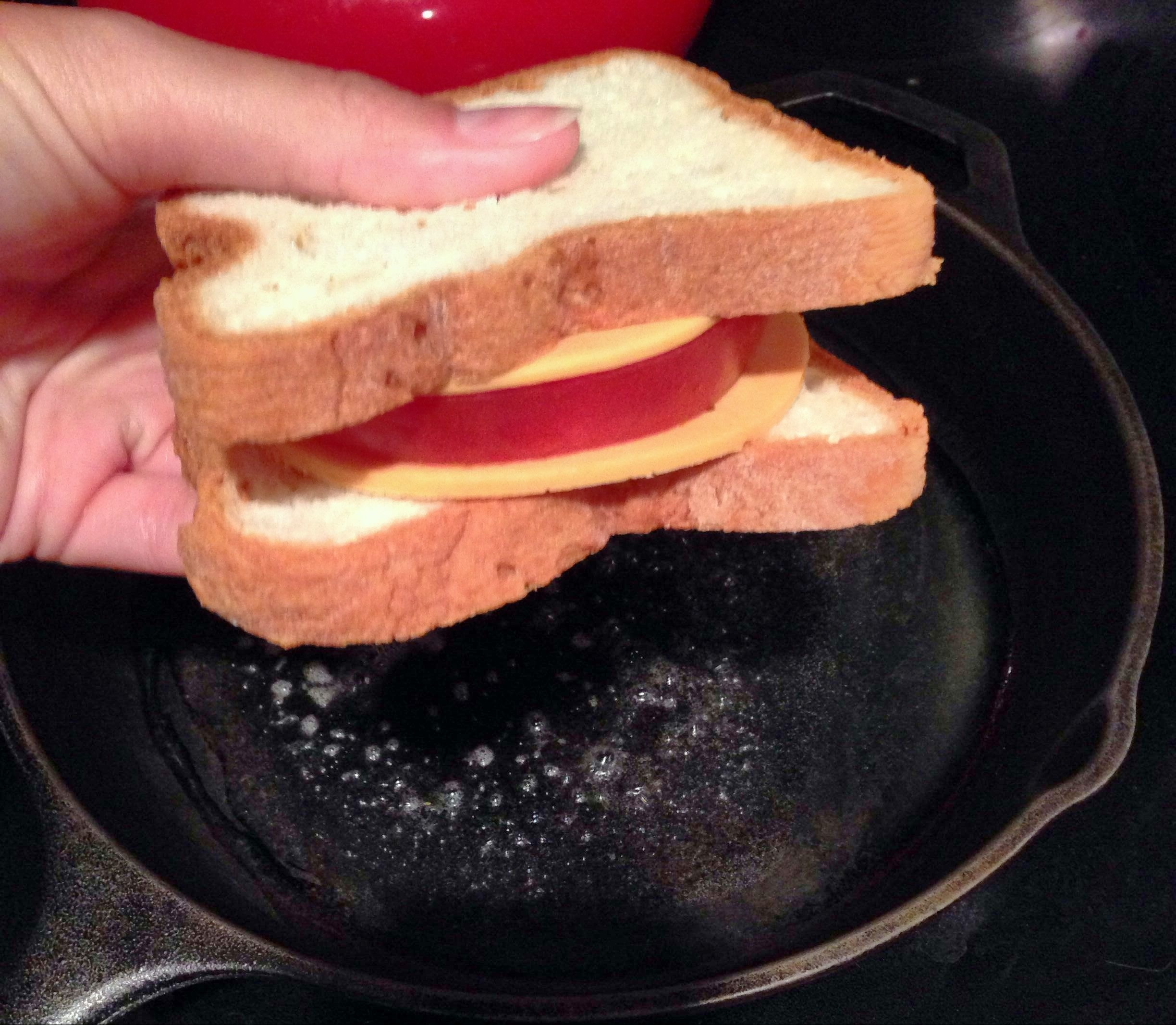 gluten free jacksonville gluten- free dairy-free grilled cheese with tomato