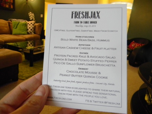 gluten free jacksonville fresh jax
