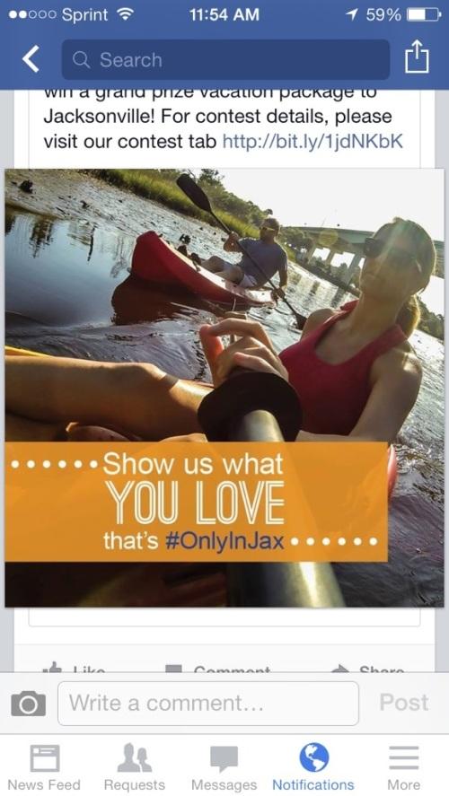 kayak trip gluten free jacksonville visit jacksonville