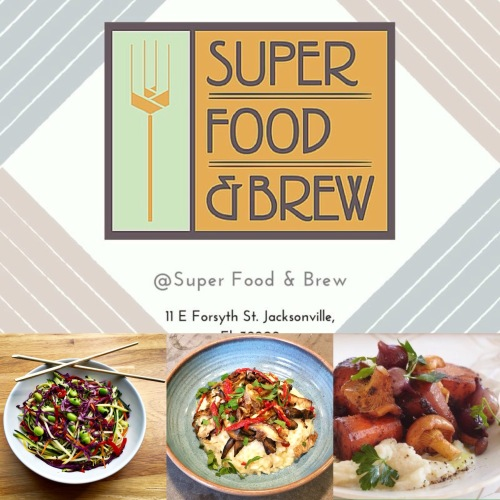 gluten free jacksonville superfood and brew