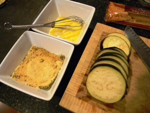 gluten free jacksonville eggplant parmesan