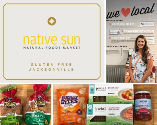 gluten free jacksonville native sun